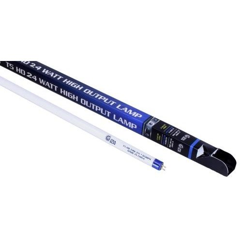 Ultra Sun T5 24 Watt HO Lamp 2 ft Blue 6500K (25/Cs)