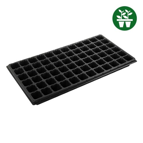 Grow1 10'' x 20'' 72 Cell Seedling Tray