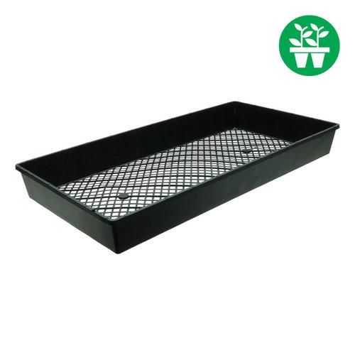 10'' x 20'' Web Tray with Small Holes