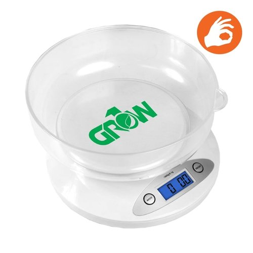 Grow1 Grow1 Nutrient Digital Scale w/ bowl 2.5 lb.