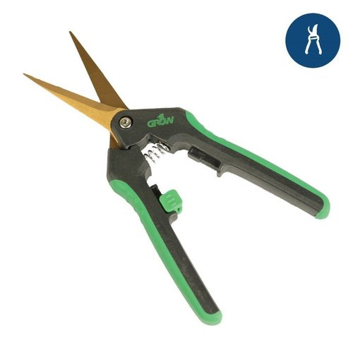 Grow1 Grow1 Titanium Trimming Shears, Straight Blade
