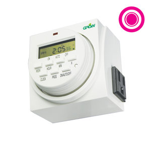 120V Dual Outlet Digital Timer
