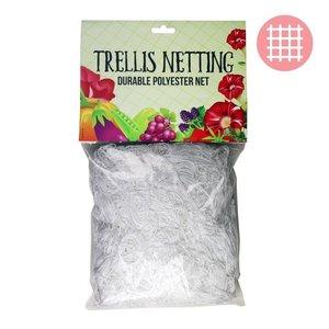 5'x60' Trellis Netting White