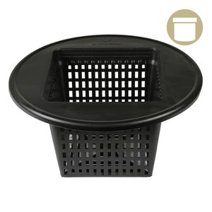 Grow1 6'' Square Mesh Pot Bucket Lid