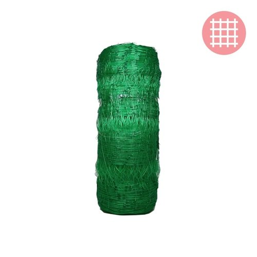 Grow1 5' x 15' (GREEN) VineLine Plastic Garden Netting