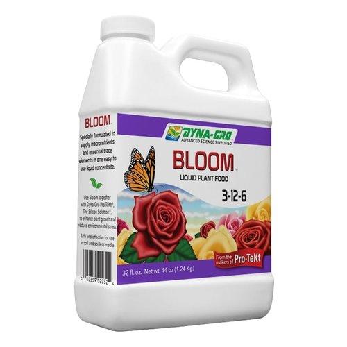 Dyna-Gro Bloom 3-12-6 Plant Food 1 Gal