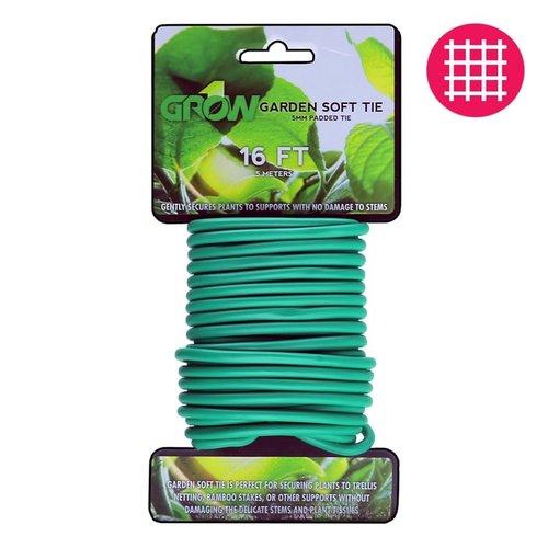 Grow1 Grow1 Garden Soft Tie (16 feet)
