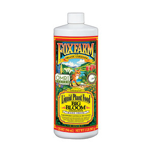 FoxFarm Big Bloom Liquid Concentrate, 1 qt
