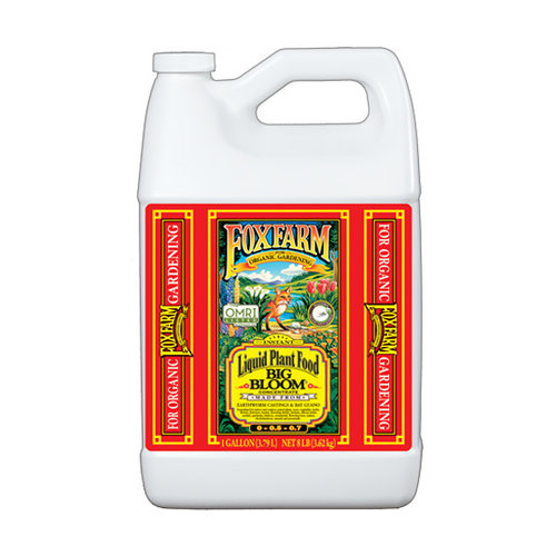 FoxFarm Big Bloom Liquid Concentrate, 1 gal