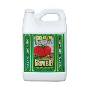 FoxFarm Grow Big Liquid Concentrate, 1 gal