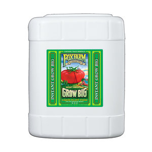 FoxFarm Grow Big Liquid Concentrate, 5 gal