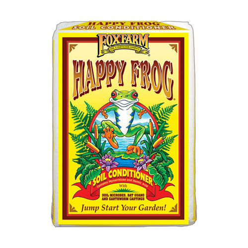 FoxFarm FoxFarm Happy Frog® Soil Conditioner, 3 cu ft