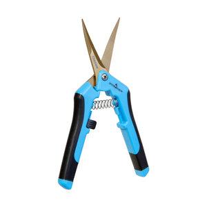 Titanium Precision Curved Blade Pruner