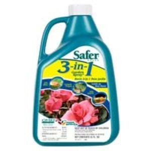 Safer Safer's 3 in 1 Garden Spray 32oz Concentrate