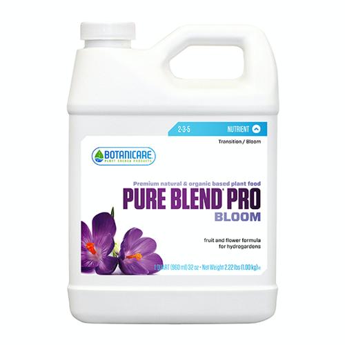 Botanicare Botanicare Pure Blend Pro Bloom Quart (12/Cs)