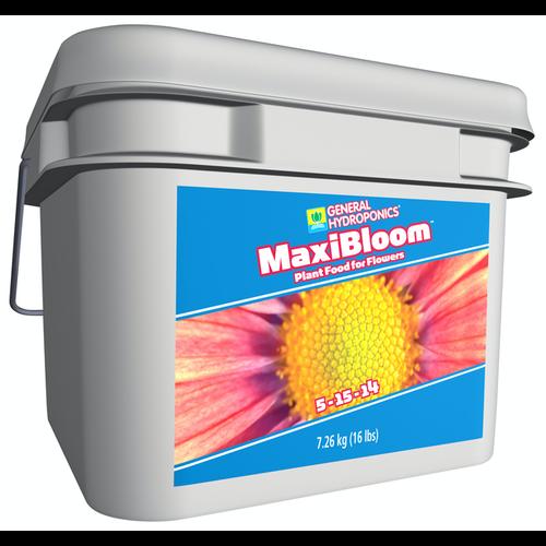 General Hydroponics GH MaxiBloom 16 lb