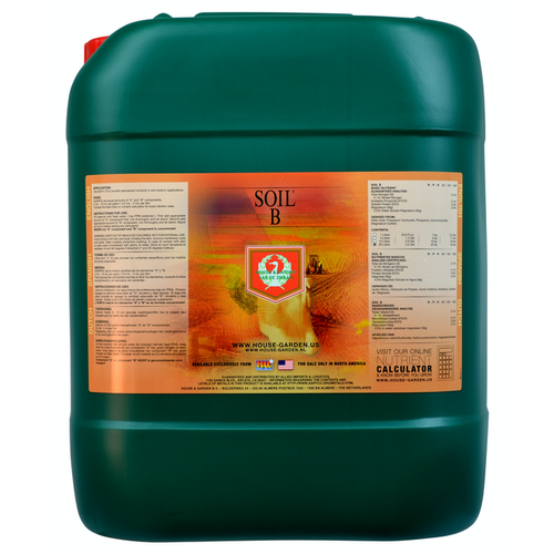House & Garden House and Garden Soil B 20 Liter (1/Cs)