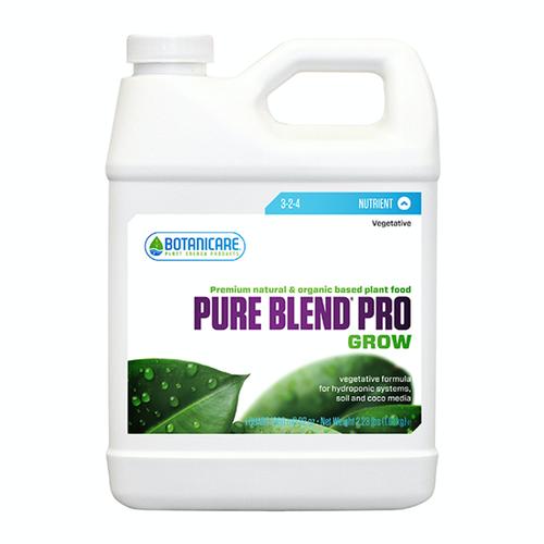 Botanicare Botanicare Pure Blend Pro Grow Quart (12/Cs)