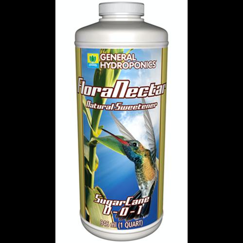 General Hydroponics GH Flora Nectar Sugar Cane Quart (12/Cs)