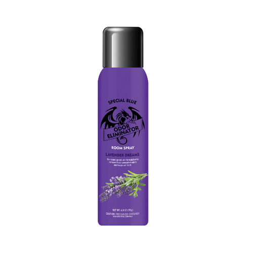 GOURMET INNOVATIONS Special Blue Odor Eliminator Lavender Dreams Room Spray