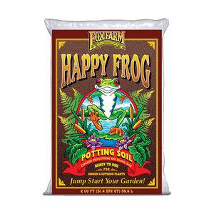 FoxFarm Happy Frog Potting Soil, 2 cu feet