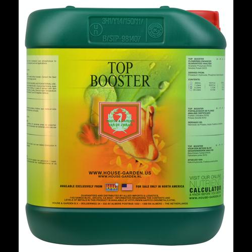 House & Garden House and Garden Top Booster 5 Liter (4/Cs)