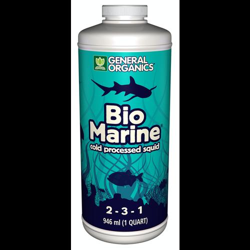General Hydroponics GH General Organics BioMarine Quart (12/Cs)