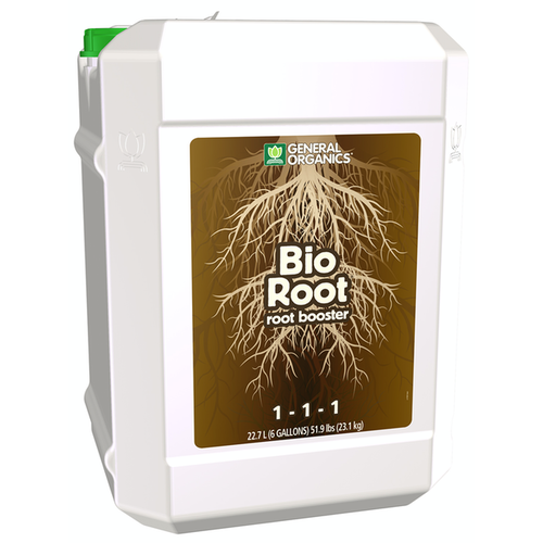 General Hydroponics GH General Organics BioRoot 6 Gallon