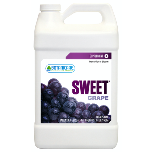 Botanicare Botanicare Sweet Carbo Grape Gallon (4/Cs)