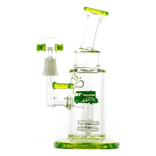 Waterpipe Cheech & Chong 'Anthony' 8.25'' Apple Green