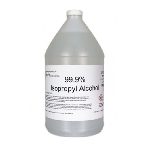 99.91% Isopropyl Alcohol 1 Gallon (180 Pallet)