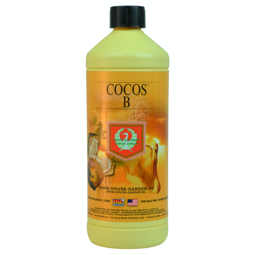 House & Garden House and Garden Cocos B 1 Liter (12/Cs)