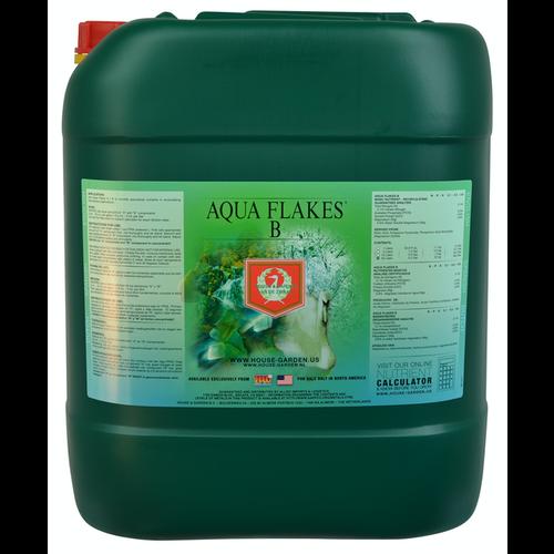 House & Garden House and Garden Aqua Flakes B 20 Liter (1/Cs)