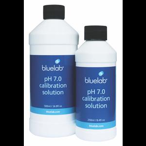 BlueLab Bluelab pH 7.0 Calibration Solution 250 ml (6/Cs)