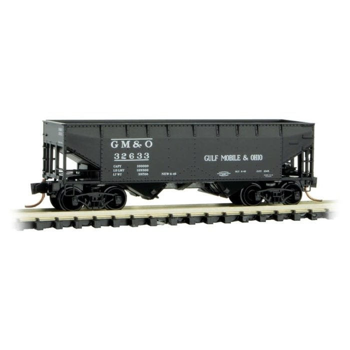 N 33' Twin Bay Hopper/ Gulf, Mobil & Ohio - Rd# 32633