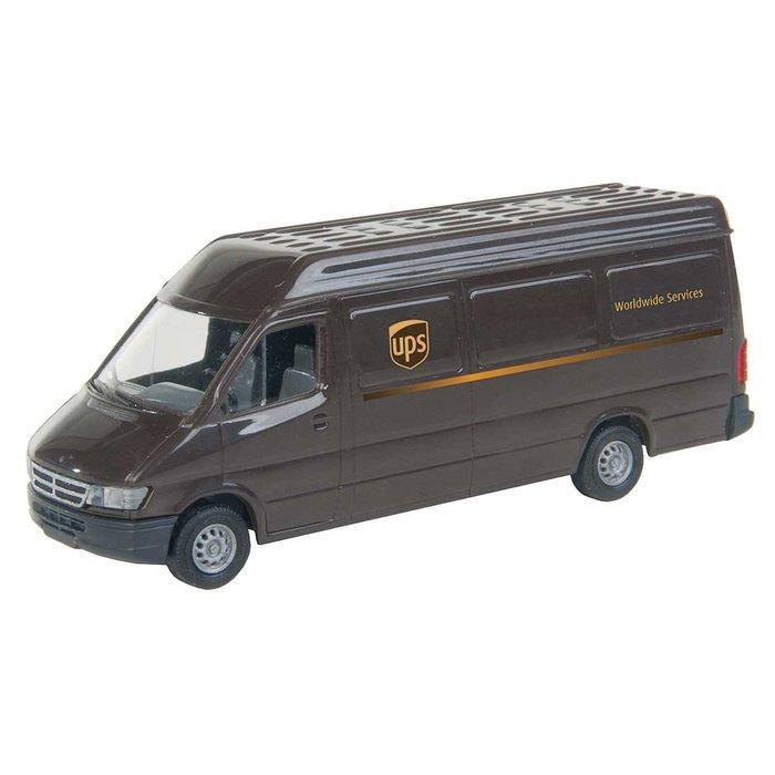 HO UPS(R) Delivery Van