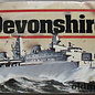 1/600 Devonshire Missle Destroyer