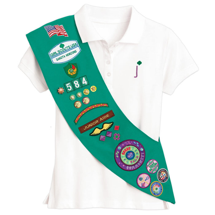 Junior Sash  X-Long