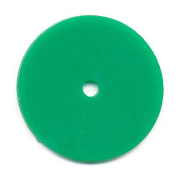 Brownie Disc - Green (Pkg.24)