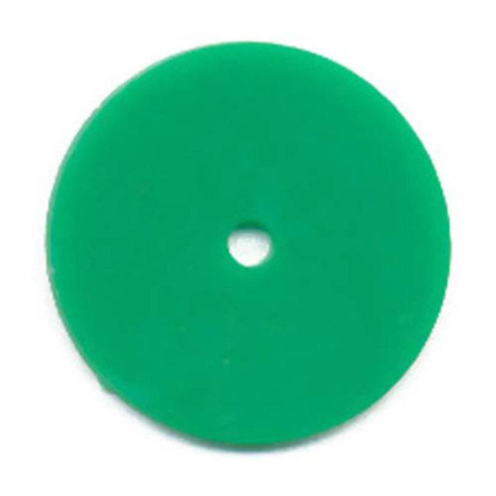 Brownie Disc - Green (Pkg.24)
