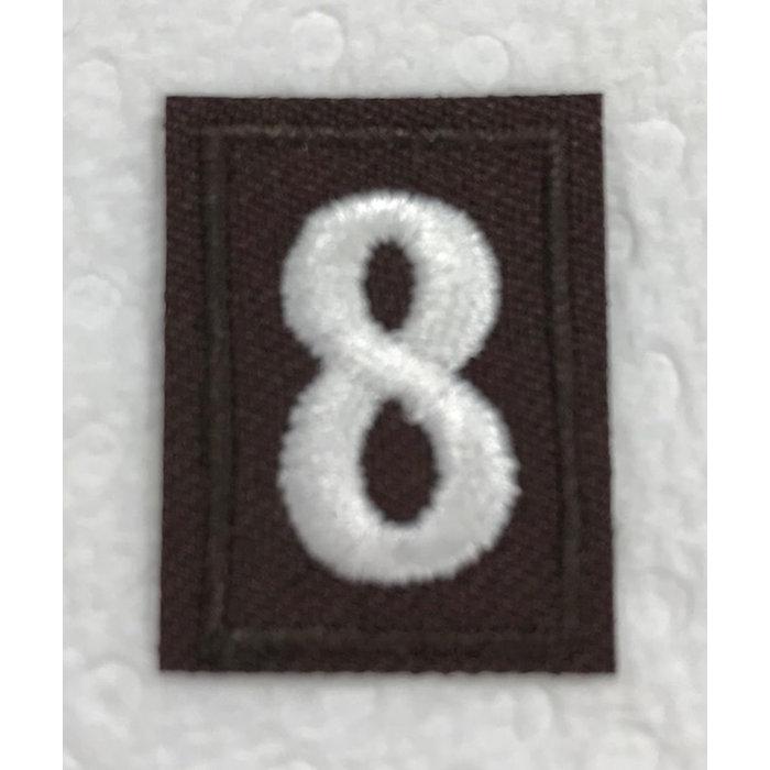 Brownie Numeral 8