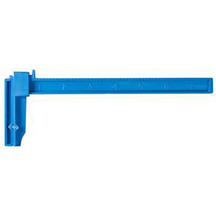 Large Adjustable Plastic Clamp/2pc