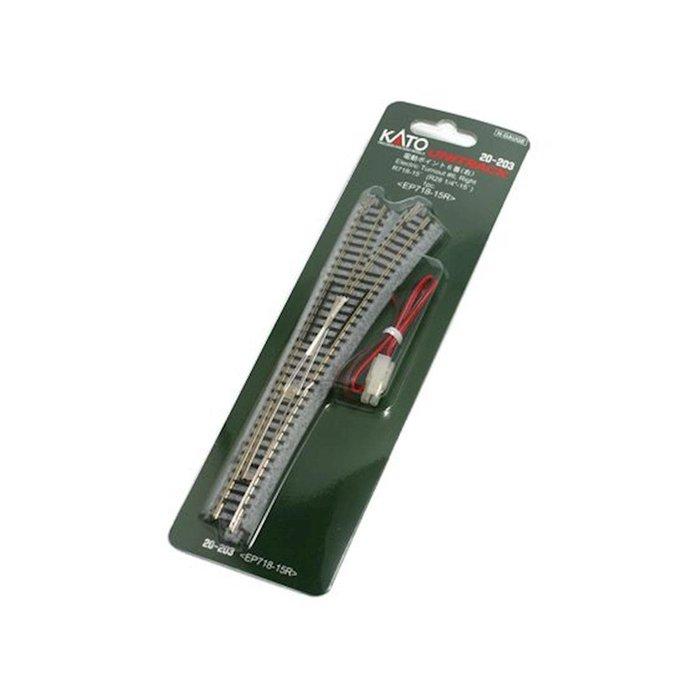 N #6 RH Remote Switch/718mm R