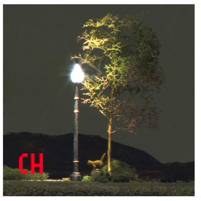 O Metal Lamp Post