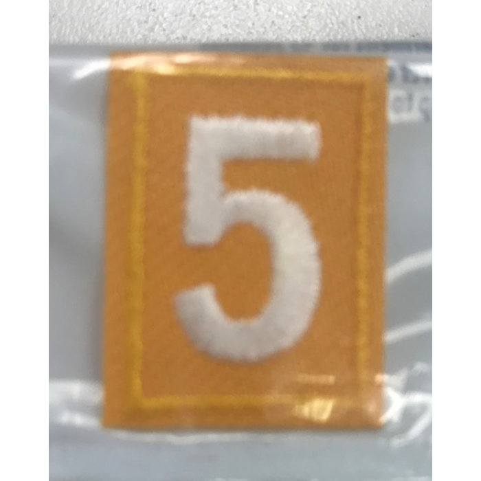 Daisy Numeral 5