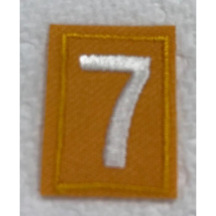 Daisy Numeral 7
