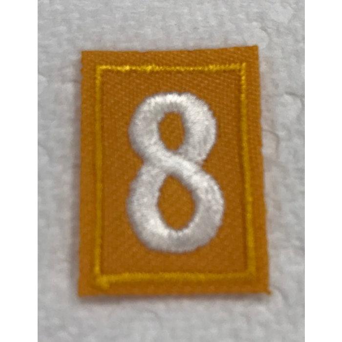 Daisy Numeral 8