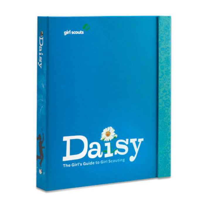 Daisy Girls Guide Binder