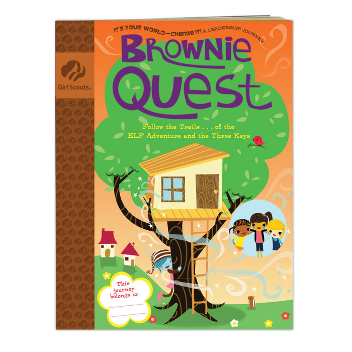 Brownie Journey: Quest