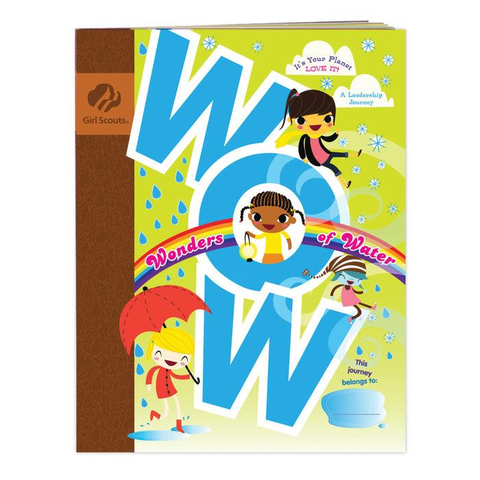 Brownie Journey:  WOW! Wonders of Water